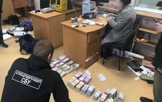 В Одессе ликвидировали конвертцентр с оборотом в 120 млн гривен