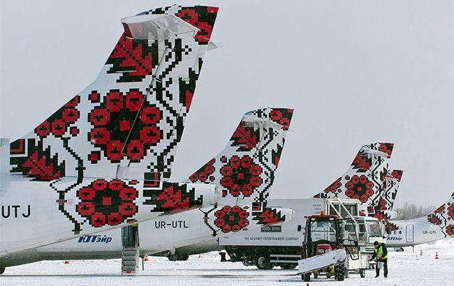 В аеропортах Одеси і Києва проводили імітацію ремонту літаків, - СБУ