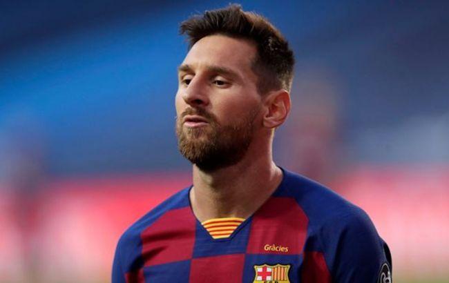 """Месси об уходе из """"Барселоны"""": """"ПСЖ"""" - это возможность, но пока ни с кем нет договоренностей"""