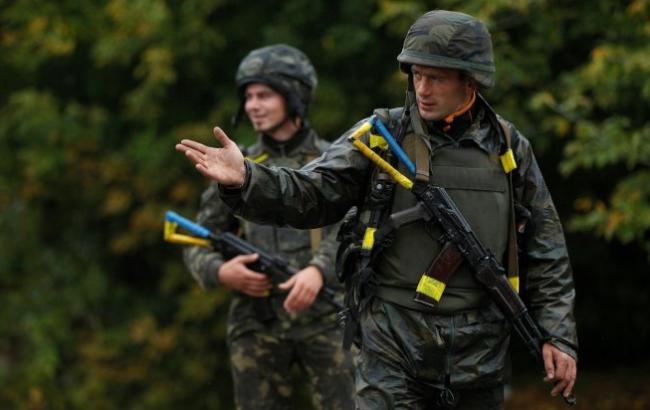 Фото: Бійці АТО (kievpravda.com)