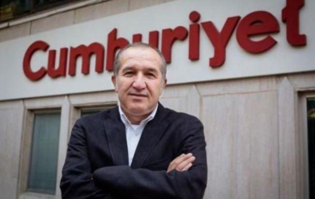 Ваэропорту Стамбула схвачен исполнительный руководитель газеты Cumhuriyet