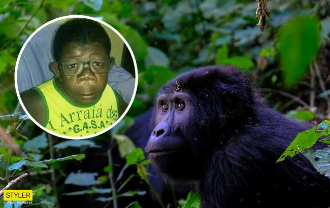"""Ребенок """"родился"""" от шимпанзе: в Анголе эксперты проверяют гены мальчика"""