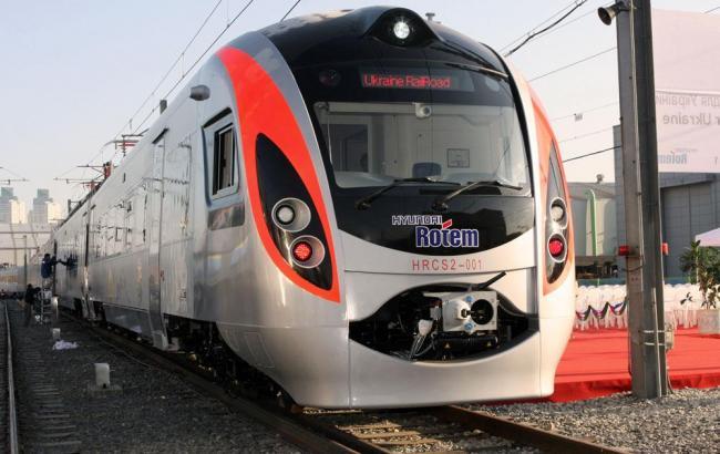 ВПеремышль соЛьвова запустили очередной поезд