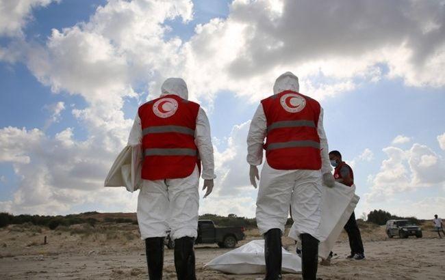 При катастрофі вертольота в Лівії загинули 12 людей