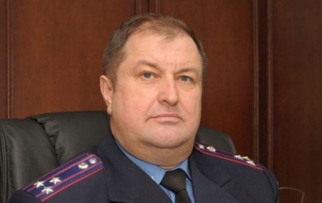 Фото: экс-глава ГАИ в Киеве Николай Макаренко