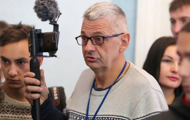 У Черкасах побили журналіста