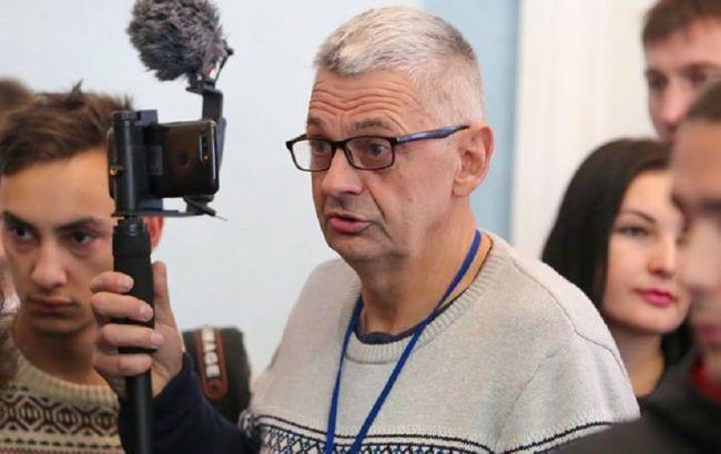 Избитый в Черкассах журналист умер