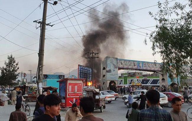 В Афганистане подорвался заминированный автомобиль: есть погибшие и раненые