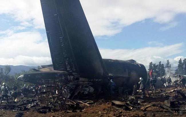 Авіакатастрофа в Алжирі: кількість жертв зросла до 257