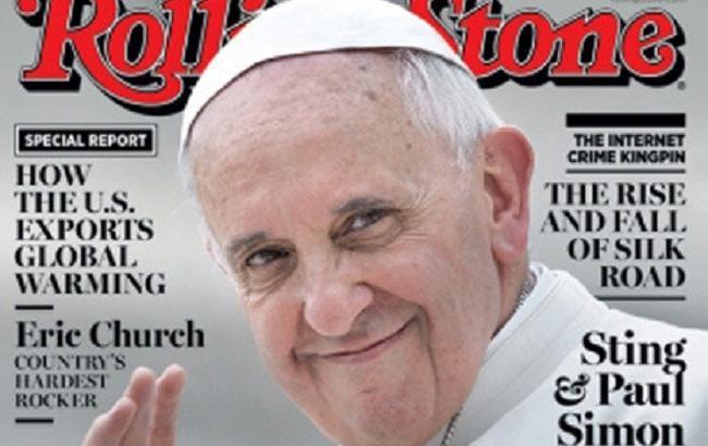 Папа Римский Франциск подался в рокеры