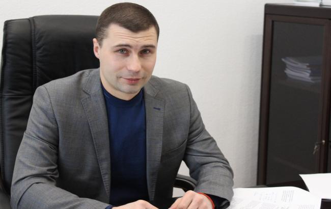 Фото: перший заступник голови Держпродспоживслужби Андрій Жук (consumer.gov.ua)