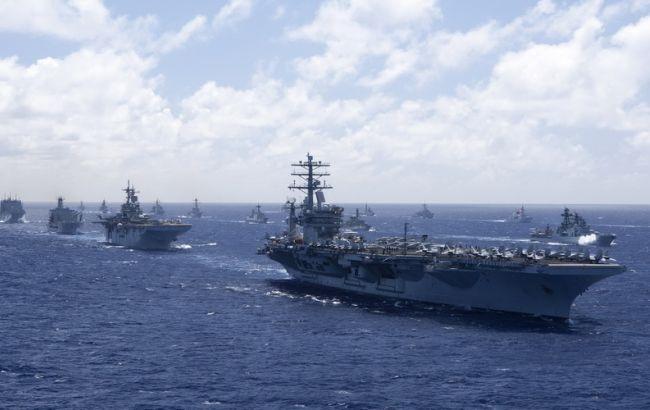 Фото: российский флот проведет очередные учения