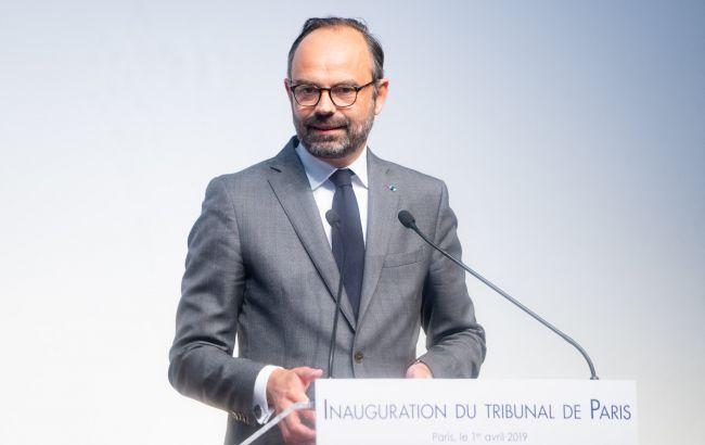 Премьер Франции подал в отставку