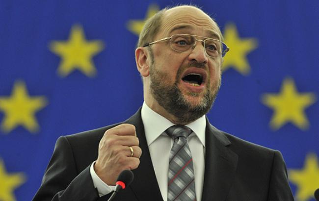 Глава Європарламенту виступив проти нових санкцій щодо Росії