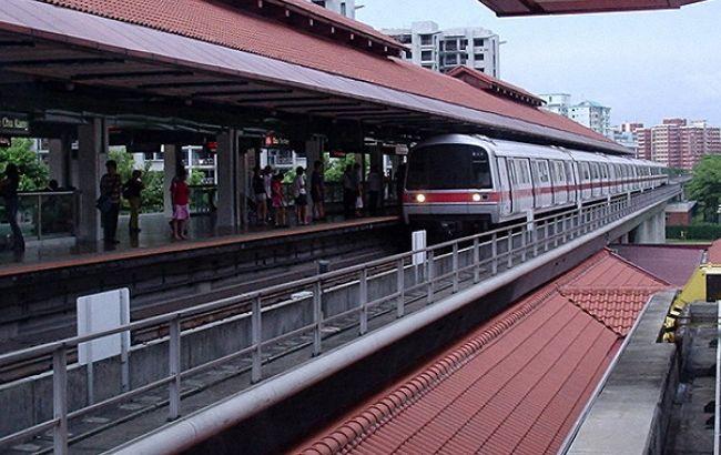 Фото: поезд в Сингапуре (flickr.com/hardik-clicks)