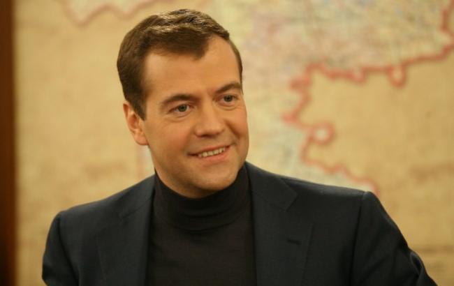 Фото: Дмитрий Медведев (dsnews.ua)