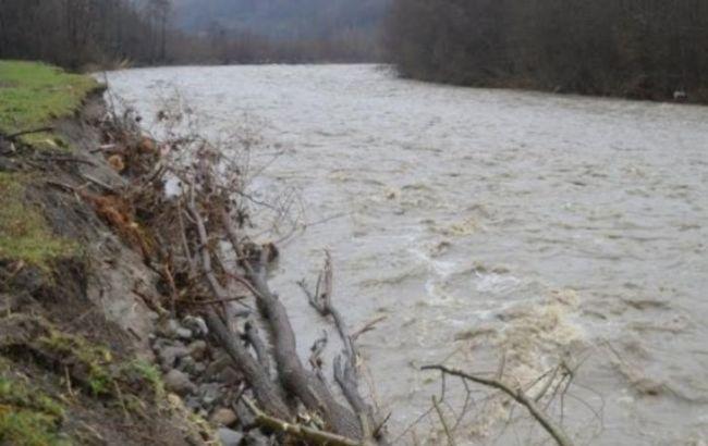 Фото: велика вода на Закарпатті