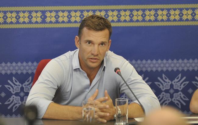 Шевченко заявил, что хочет остаться всборной Украины