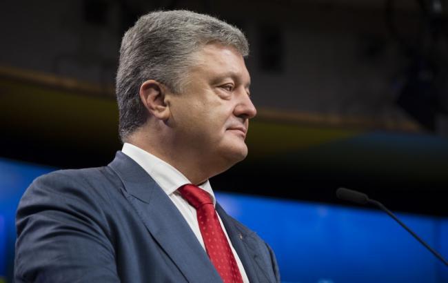 Угрозой российской агрессии является полная интеграция Украины в НАТО, - Порошенко