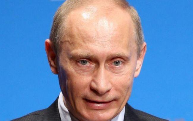 """Путін вважає, що санкції Заходу """"завалять"""" Україну"""
