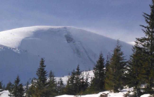 У Карпатах місцями висота снігового покриву перевищує 30 см