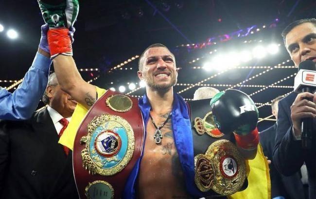 Суперник Ломаченка отримає рекордний гонорар за бій