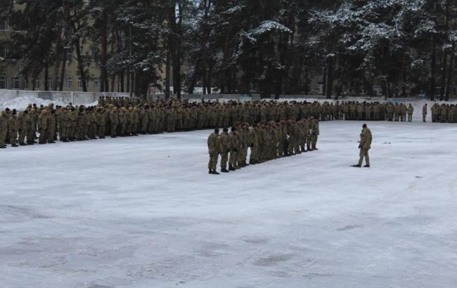 ЗСУ розпочали збори оперативного резерву першої черги