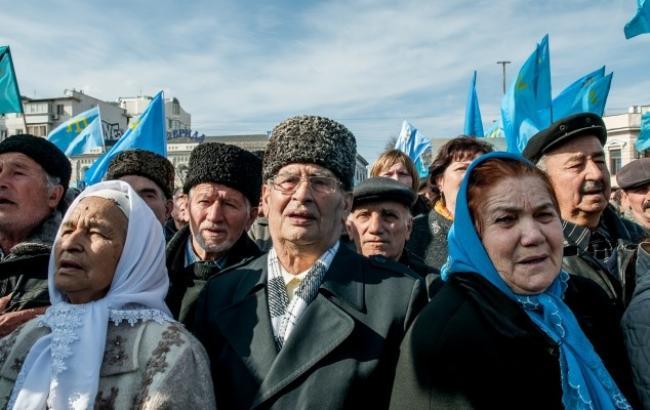 Кримські татари закликають визнати політику Росії геноцидом