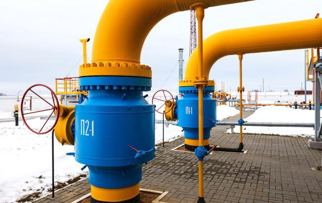 «Газпром» резко снизил давление газа навходе вГТС Украины,— «Укртрансгаз»