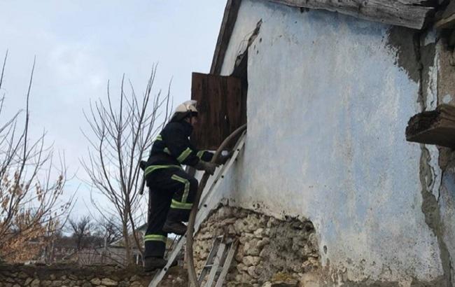 Мальчику стало плохо: пятилетний украинец спас семью от огня (фото)