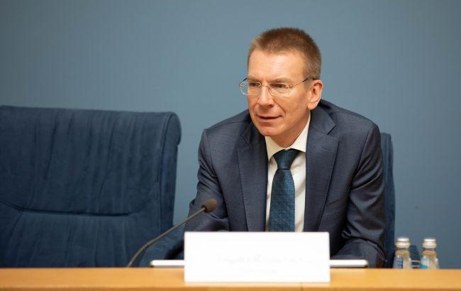Латвия предложила ввести санкции против России из-за ареста Навального