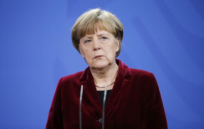 Фото: Ангела Меркель допускает конфликты с турками в ФРГ