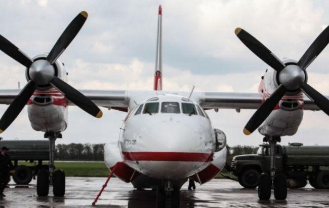 Фото: український рятувальний літак