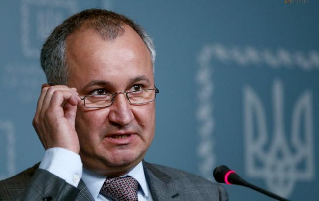 Натерритории Украины находится 4-6 тыс. русских военных— В.Грицак