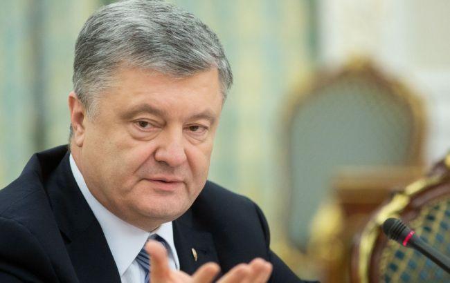 Порошенко став на бік Йованович у скандалі з Луценком