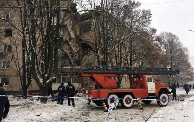 Кабмін виділив гроші на розселення мешканців аварійного будинку в Фастові