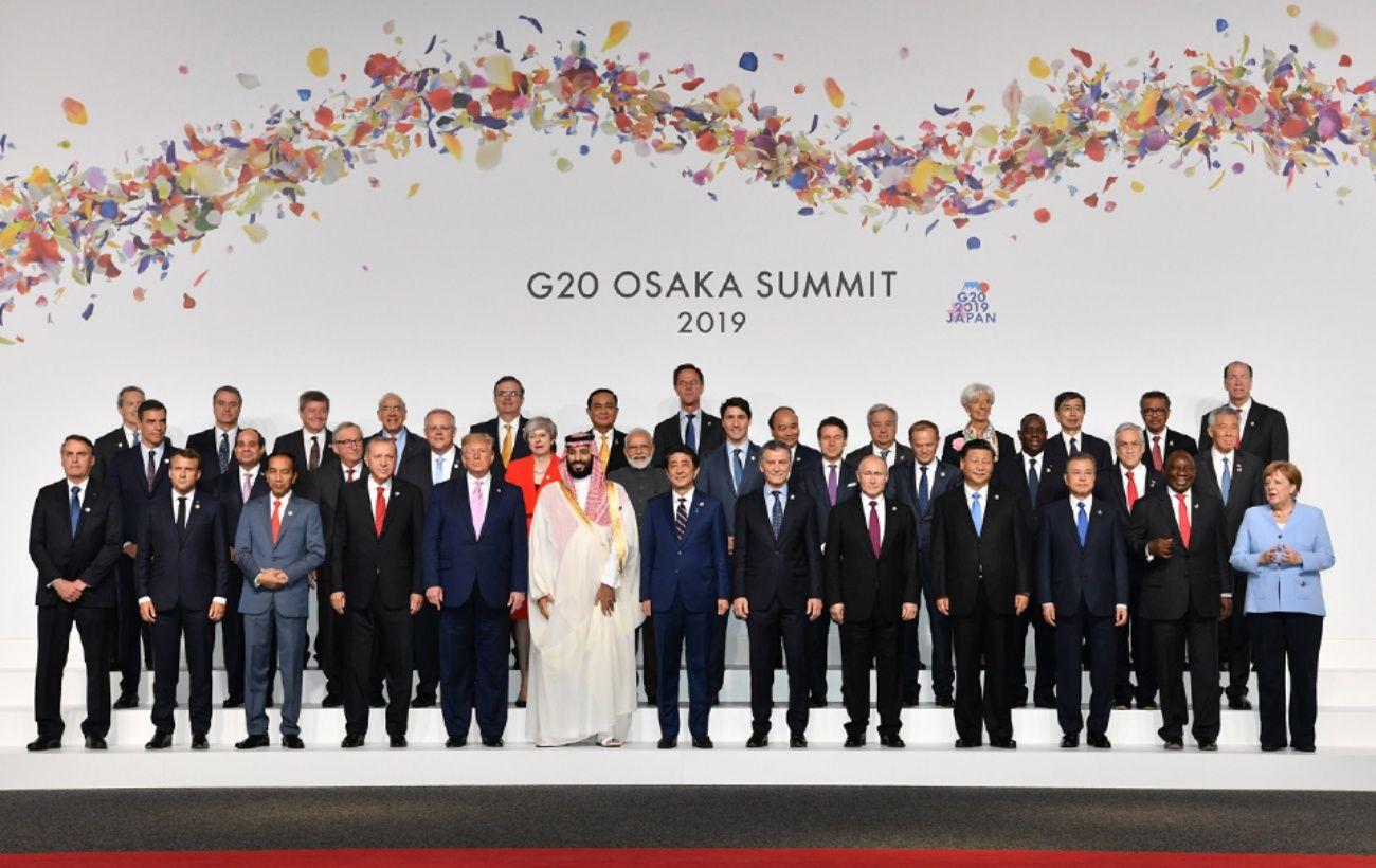 G20 продлила заморозку задолженности беднейших стран