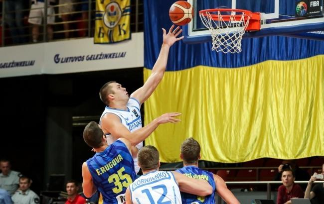 Фото: Сборная Украины по баскетболу (fbu.ua)