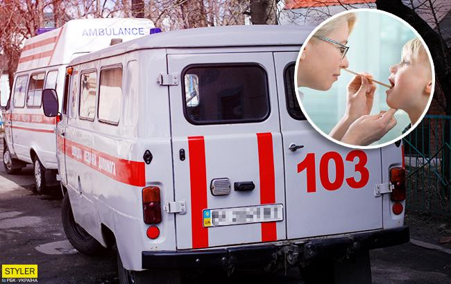 В школе Николаева с подозрением на скарлатину госпитализированы первоклассники
