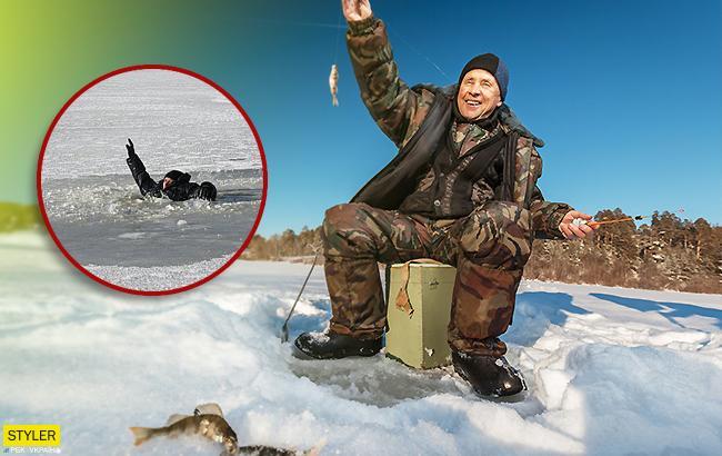 Сезон зимней рыбалки открыт: как избежать несчастных случаев
