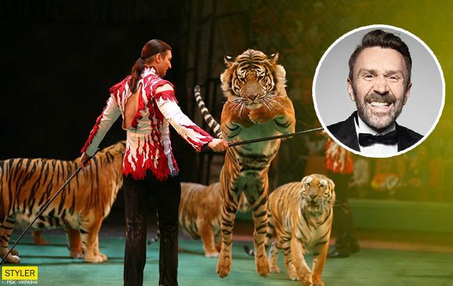 """""""Мы уже здесь"""": Шнуров высмеял приглашение Путину от Запашного посетить цирк"""