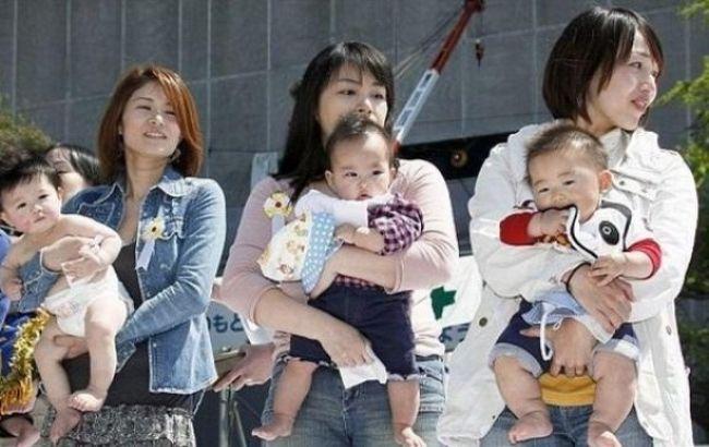 Населення Японії до 2065 року зменшиться майже на третину