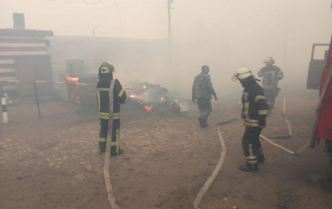 Количество погибших на пожарах в Луганской области возросло до 11 человек