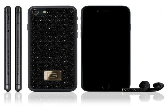 Фото: презентований покритий діамантами iPhone 7 вартістю півмільйона доларів