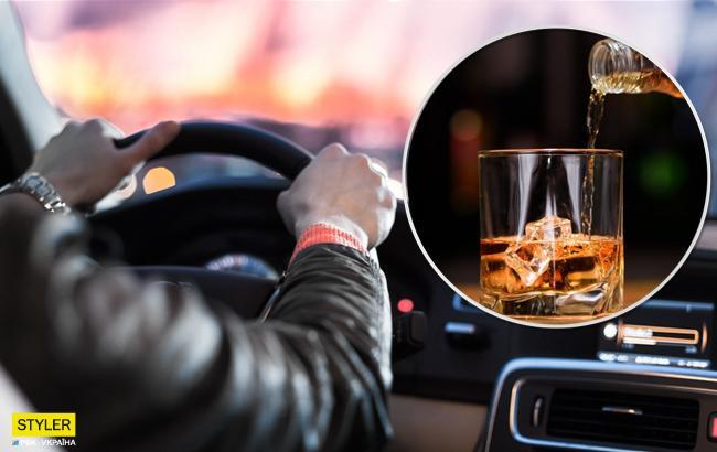 Для любителей выпить за рулем создали безалкогольный виски