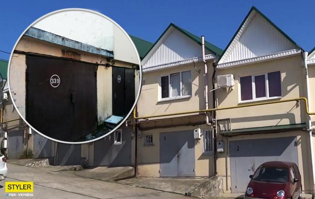 """Дорогие квартиры вынуждают украинцев строить """"жилье"""" над гаражами (видео)"""
