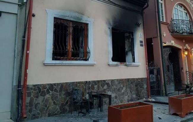 Дело о поджоге Общества венгерской культуры Закарпатья передали в суд