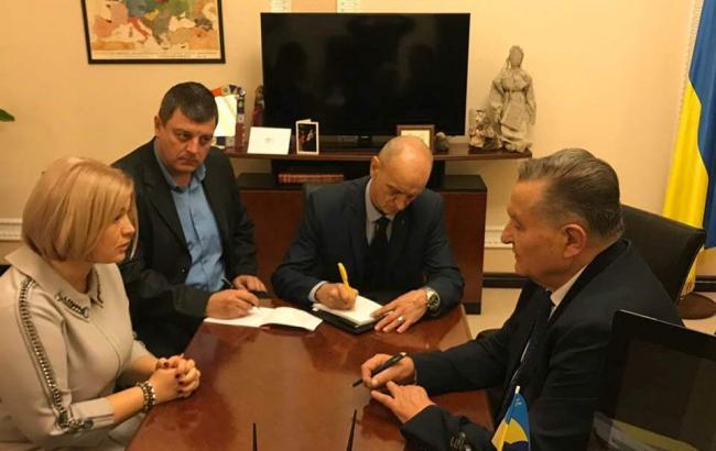 Україна пропонує нову дату обміну з ОРДЛО і Росією