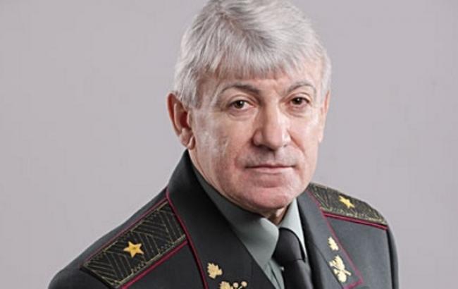 Начальник Головного слідчого управління Служби безпеки України Василь Вовк
