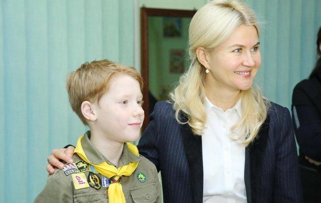 Председатель ХОГА вместе с детьми испекла праздничное печенье для участников ООС